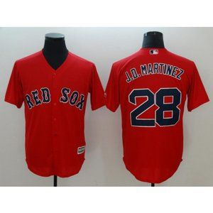 NEW Men's Boston Red Sox J.D. Martinez MLB Jersey